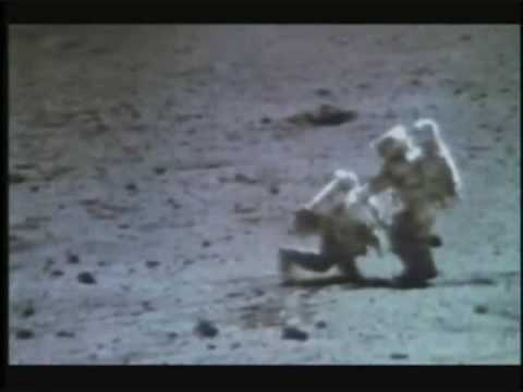Moon landing was a  BIG LIE.