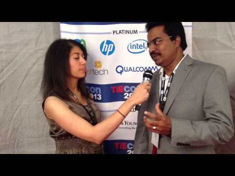 TiE TVLite Interview - Felix Xavier of Cloudbyte