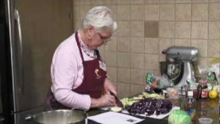 World Tour - German Red Cabbage recipe