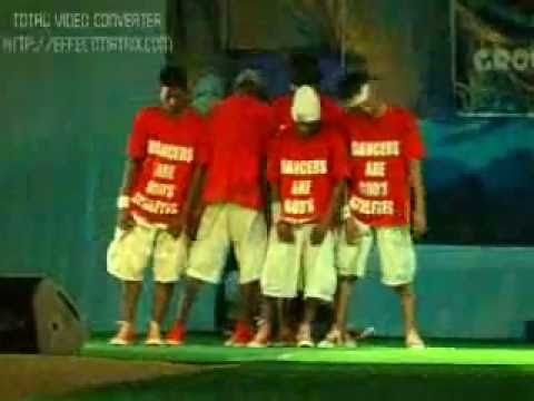Twisters Crew-anna University-group Dance-spring Spree 2010-nitw video