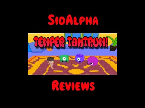 SidAlpha Reviews: Temper Tantrum