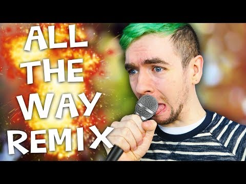ALL THE WAY ANNIVERSARY REMIX - Jacksepticeye Songify Remix by Schmoyoho