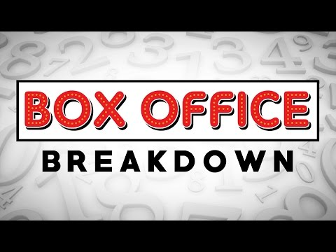 Box Office Breakdown for January 8th - January 10th, 2016