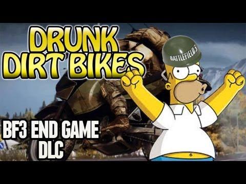 DRUNK DIRT BIKES!
