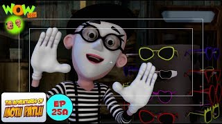 Chamtkari Chashma - Motu Patlu in Hindi - 3D Animation Cartoon for Kids -As seen on Nickelodeon