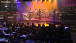 MGMT - Song for Dan Treacy Live on Letterman