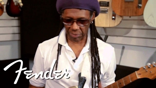 Nile Rodgers On His Iconic Hitmaker Fender