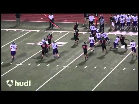 Briley Pena - Senior Season Highlights