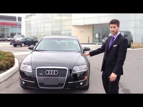 Woodchester Infiniti Pre-Owned: 2007 Audi A6 for Nitin