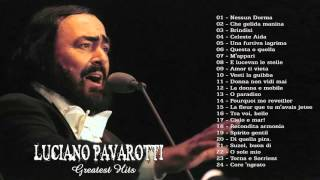 Luciano Pavarotti The Best Of Luciano Pavarotti Greatest Hits