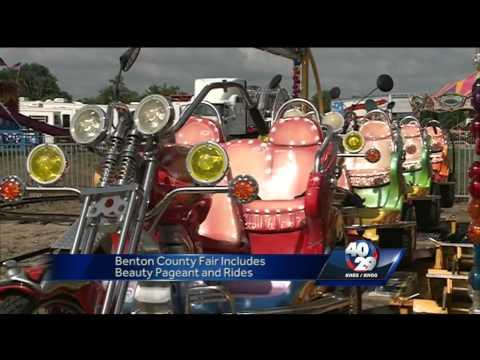 Fair starts in Benton County