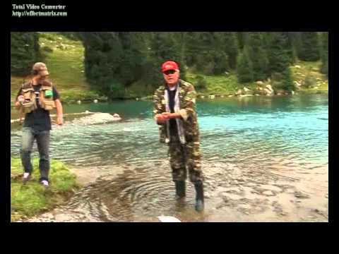 рыбалка на реке чу в киргизии