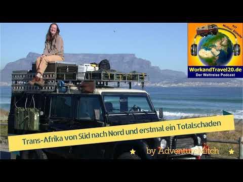 056 - Trans-Afrika von Süd nach Nord und erstmal ein Totalschaden