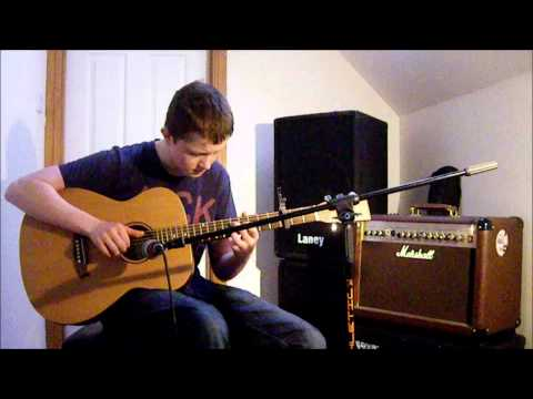 Andy Mckee - For my father - Cover