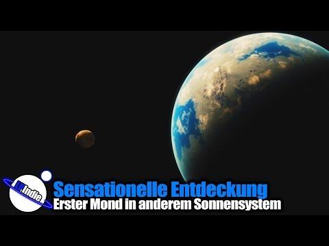 Sensation: Erster Extrasolarer Mond entdeckt