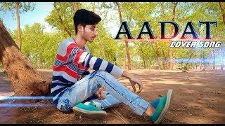 Aadat - Ninja | Punjabi ||  Cover By Satvik Vishwakarma || Gold Boy || Nirmaan