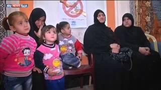 نازحات يروين قصصاً عن داعش