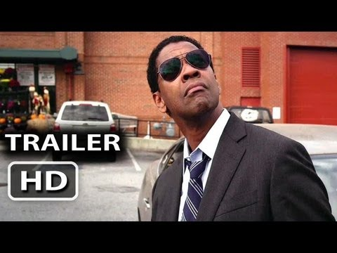 Flight Movie Trailer (2012)