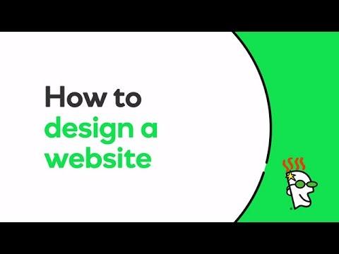 How to Design a Website | GoDaddy