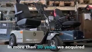 Elite Mobility Mini Crosser Mobility Scooter