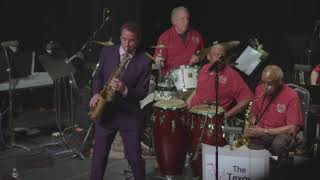 TI Jazz Band w Eric Marienthal - Body and Soul