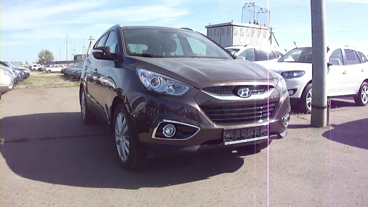 2011 Hyundai Ix35 Start Up Engine And In Depth Tour
