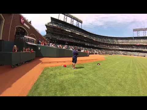 GoPro: Justin Masterson Takes My GoPro