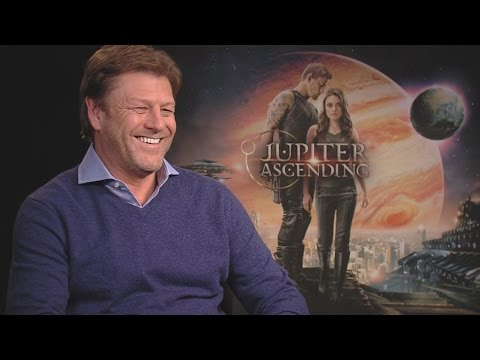 Sean Bean Talks 'Jupiter Ascending' and Working with the Wachowskis