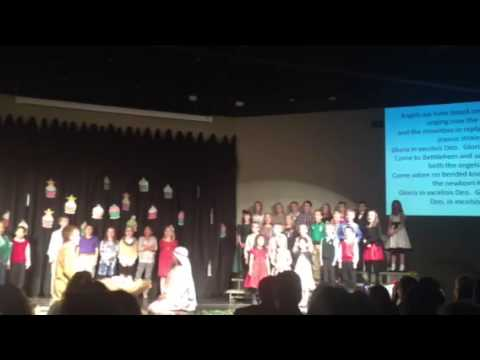 Crown of Life Lutheran School Lower School Performance
