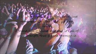 Greens Avenue- The Amity Affliction (Lyrics)