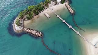 Siloso Beach @ Sentosa Island