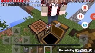 Minecraft pe skyblock #2