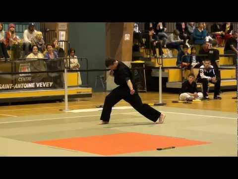 Tanguy Guinchard - World Nunchaku Championship - 1st Junior video