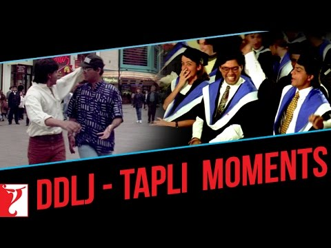 DDLJ - Tapli Moments
