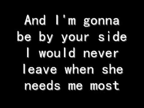 Chris Medina- What Are Words (lyrics) video