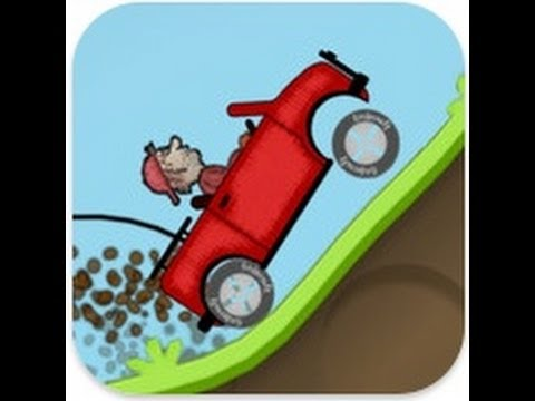 Hill Climb Racing iPhone App Review - CrazyMikesapps
