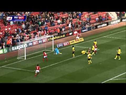 Boro v Watford highlights