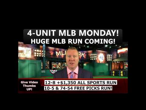 10-5 FREE SPORTS PICKS RUN! – Expert MLB Baseball Predictions June 26th Vernon Croy of Doc's Sports