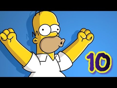 Top 10:- Homer Simpsons Quotes:-Vol 1