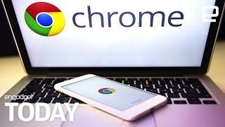 Google's new Chrome experiment flags your stolen passwords | Engadget Today