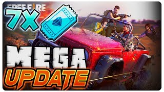 MEGA UPDATE | Free Fire