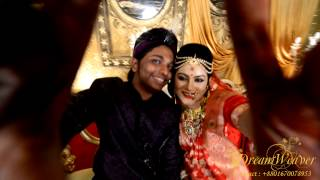 Wedding cinematography by Dream Weaver :: Shuvo & Bithi Nikah