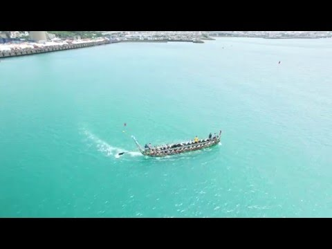 2016 Naha Hari Dragon Boat Women's Race 那覇ハリ