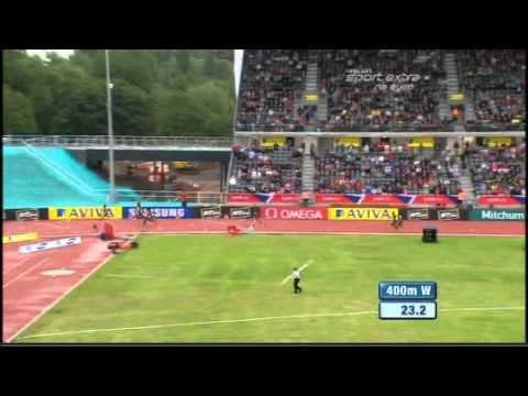 Women&#039;s 400 m  Diamond League Aviva Birmingham Grand Prix 2011