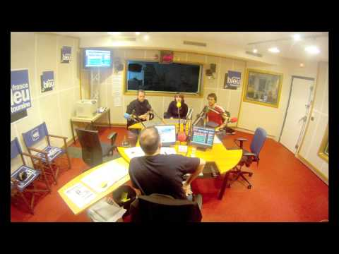 Madera Em Trio   Interview Radio France Bleu       Mai 2013