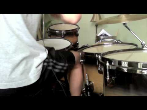 White Lines And Red Lights Drum Cover
