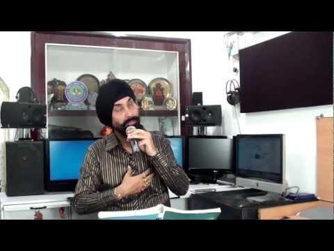 Sansar hai ek nadiya - jasvinder dhani live