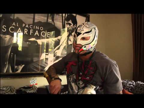Rey Mysterio's House video