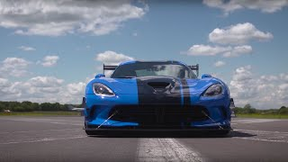 Chris Harris Drives The Dodge Viper 645bhp | Top Gear