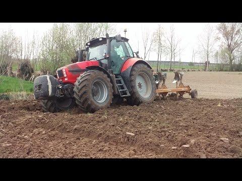 Aratura 2016 - Agromeccanica Cavazza - Same Iron 180.7 + MoroAratri